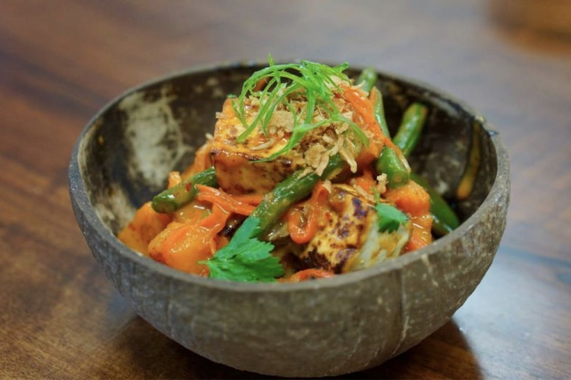 Photo for: Thai Red Tofu Curry