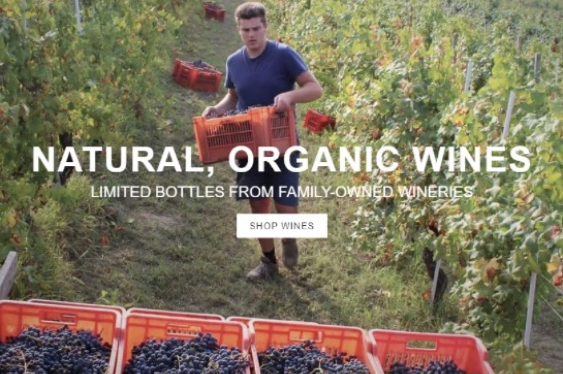 Photo for: The Simple Wine - Get Natural, Organic Wines Delivered To You From All Over The World