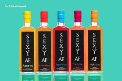 Photo for: Sexy AF Spirits - World's Best Tasting Alcohol-Free Spirits