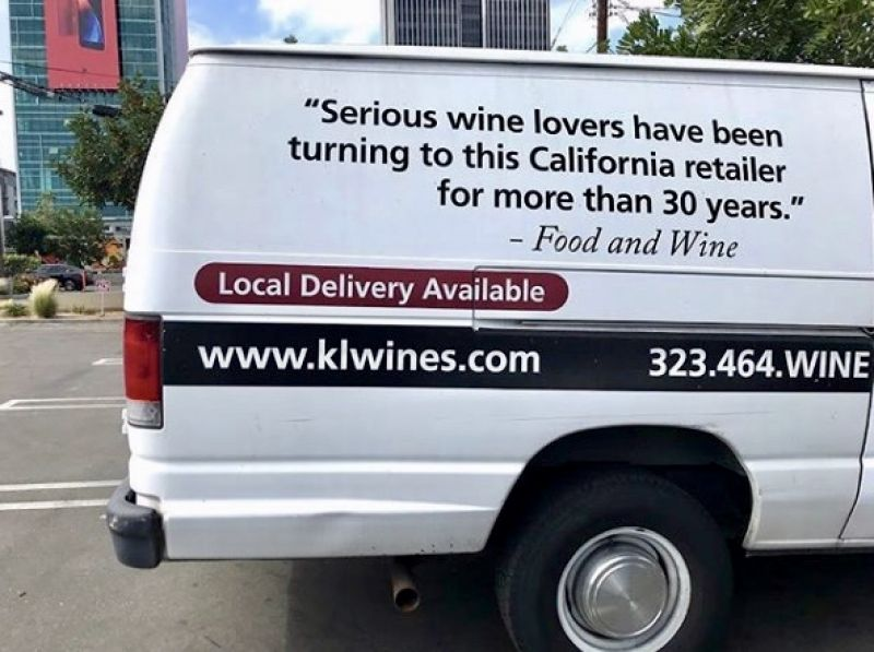 Photo for: List of Wine Retailers That Are Delivering In San Francisco During Self Isolation