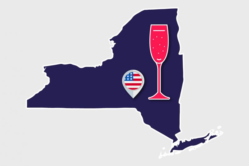 Photo for: Wineries in New York Delivering During Self-Isolation.