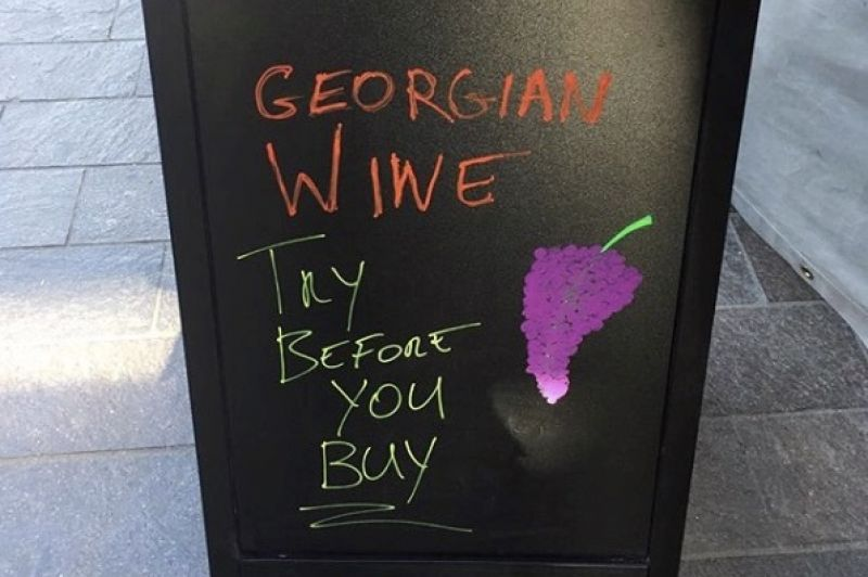 Photo for: Georgian Wines Delivered In The UK